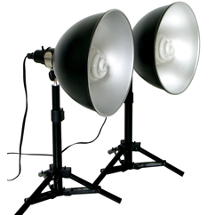 Table Top Light Set 400W